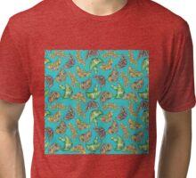 """""""Oro?"""" Series Cactus Teal Tri-blend T-Shirt"""