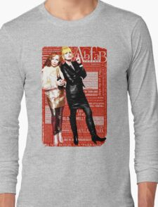 Absolutely Fabulous, Sweetie! Darling! Patsy and Edina. Ab Fab typography quotes. abfab. BBC Long Sleeve T-Shirt