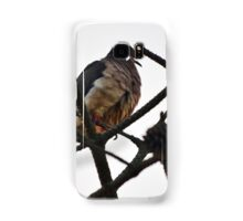 Zenaida Macroura - Mourning Dove | Fire Island, New York Samsung Galaxy Case/Skin