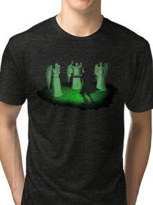 don't blink Tri-blend T-Shirt