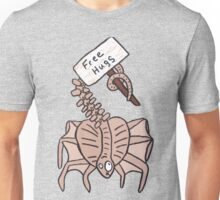 Free Hugs Facehugger  Unisex T-Shirt