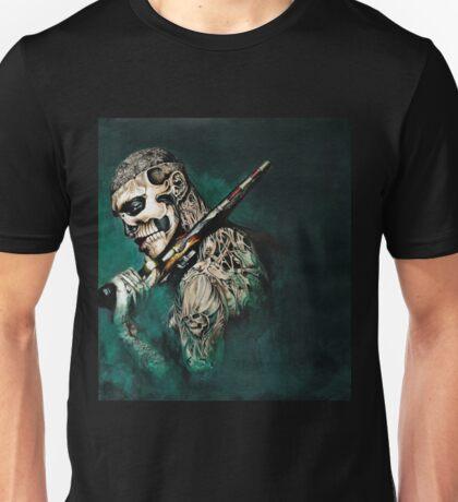 Badass tattoo's Unisex T-Shirt
