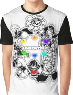 Undertale! Graphic T-Shirt