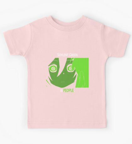 Quotes and quips - Soylent green Kids Tee