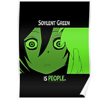 Quotes and quips - Soylent green Poster