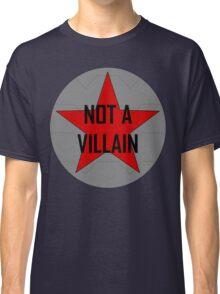Not A Villain Classic T-Shirt