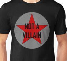 Not A Villain Unisex T-Shirt