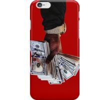 Chief Keef Holding Money iPhone Case/Skin