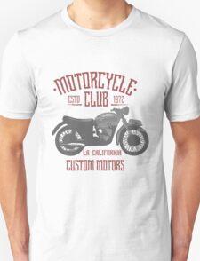 Motorcycle Club LA California Unisex T-Shirt