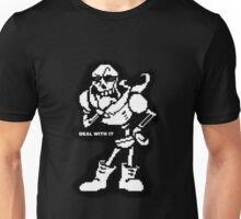 Papyrus- Deal With It Unisex T-Shirt