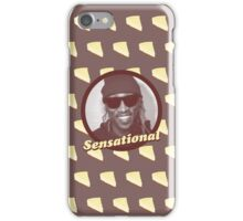 Cheescake Is Sensational iPhone Case/Skin