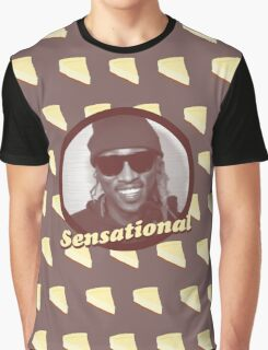 Cheescake Is Sensational Graphic T-Shirt