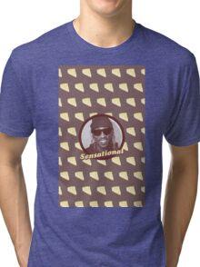 Cheescake Is Sensational Tri-blend T-Shirt