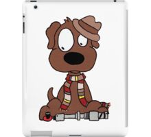 Dog Doctor Who iPad Case/Skin