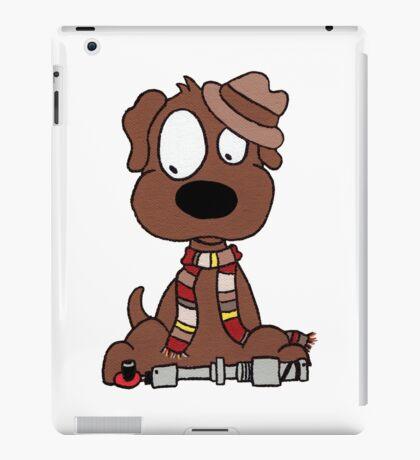 Dog Doctor Who iPad Case/Skin