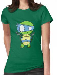 Kid Leonardo Womens Fitted T-Shirt