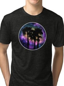 Desert Night Sky Tri-blend T-Shirt