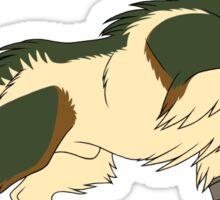 Wolf Link Sticker