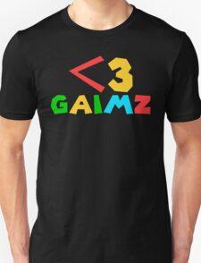 <3 GAIMZ Unisex T-Shirt