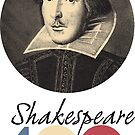 Shakespeare 400 by madewithslnsw