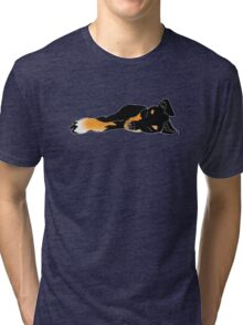 All tuckered out Tri-blend T-Shirt
