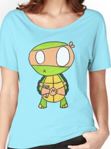 Kid Michelangelo Women's Relaxed Fit T-Shirt