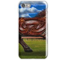 The Apple Reward for the Chess Horse iPhone Case/Skin