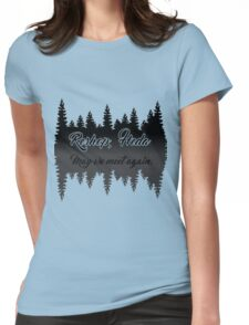 Reshop, Heda - Trees Womens Fitted T-Shirt