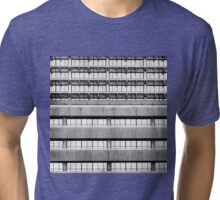 Mono abstract  Tri-blend T-Shirt