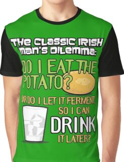 Irish Man's Dilemma (ARHCER) Graphic T-Shirt