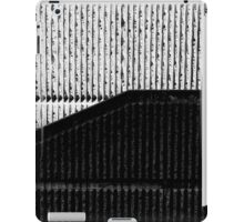 Abstract staircase in monochrome iPad Case/Skin