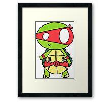 Kid Raphael Framed Print