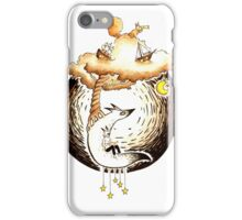 Adventure in a book iPhone Case/Skin