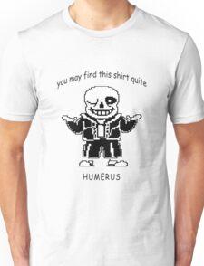 Undertale Sans Humerus Shirt Unisex T-Shirt