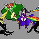Super Queens by Tatiana  Gill