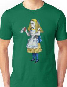 Alice 'Drink Me' Unisex T-Shirt