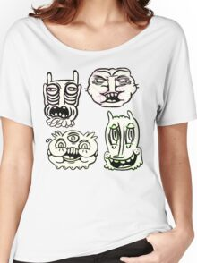 Ugly Buddies Women's Relaxed Fit T-Shirt