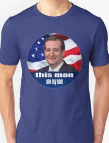 Ted Cruz is a monster 2016 T-Shirt