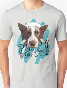Puppy Dog Eyes Unisex T-Shirt