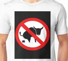 NO BS Unisex T-Shirt