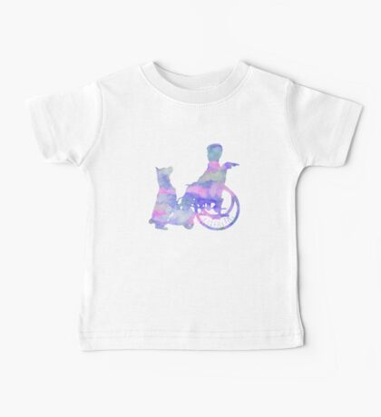 Assistance Dog and Child Baby Tee