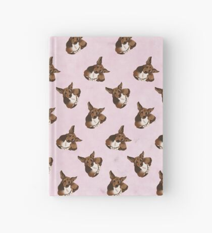Spice Pattern Hardcover Journal