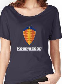 koenigsegg retro Women's Relaxed Fit T-Shirt