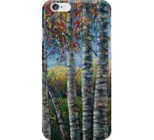 Rocky Mountain High (Palette Knife) by Lena Owens/OLena Art iPhone Case/Skin