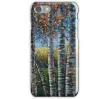 Rocky Mountain High (Palette Knife) by Lena Owens/OLena Art iPhone Case/Skin