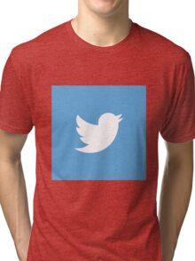 Twitter Tri-blend T-Shirt