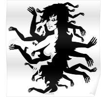 Fantasma Cabellera Poster