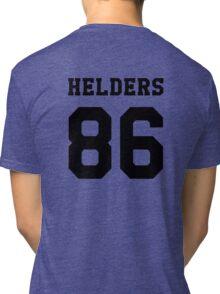 Helders 86 black Tri-blend T-Shirt