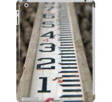 Do You Measure Up? iPad Case/Skin