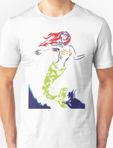 Mermaid out of Water Unisex T-Shirt